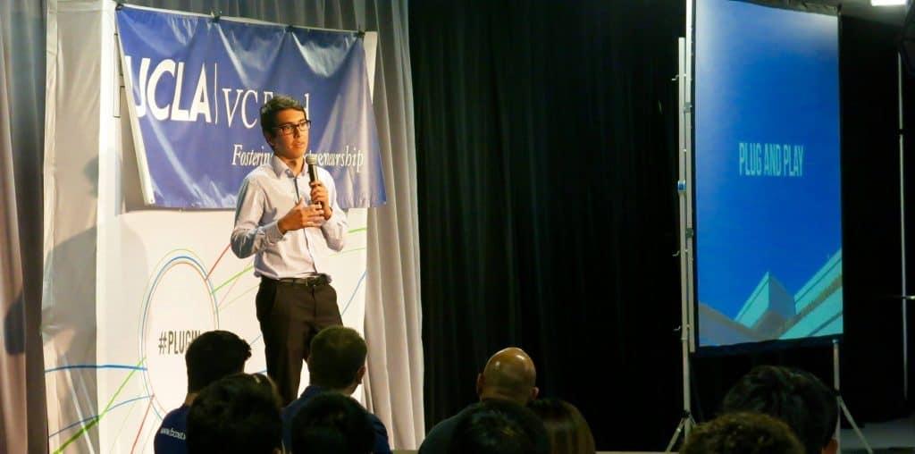 Alejandro Rioja at the VC Fund