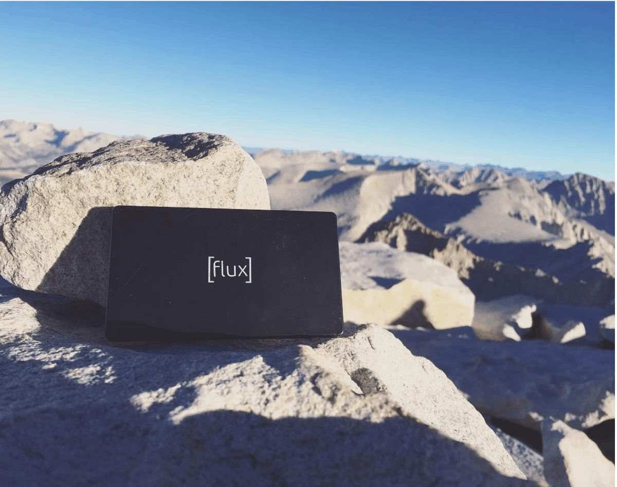 Flux Charger Mt. Whitney