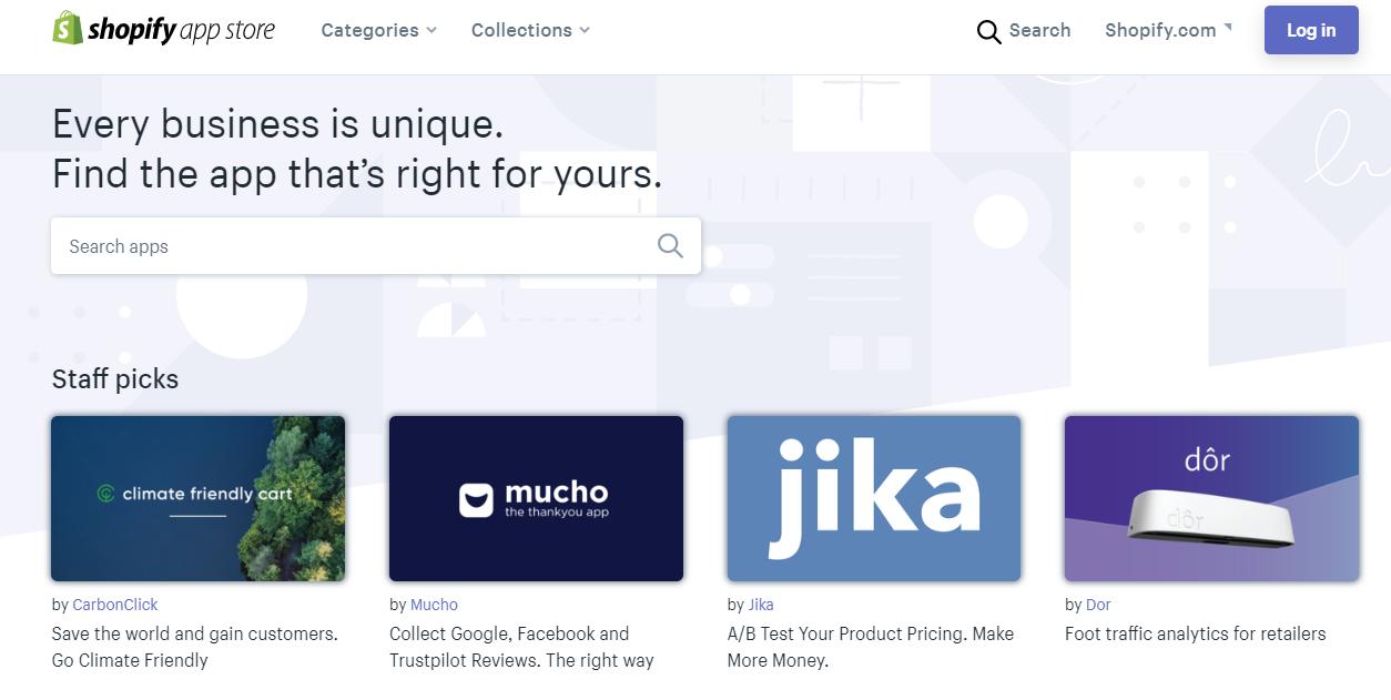 screenshot apps.shopify.com 2020.06.23 13 57 42